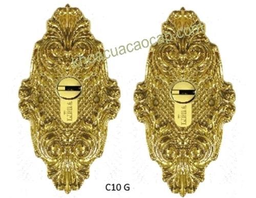 Đĩa khóa âm C10G