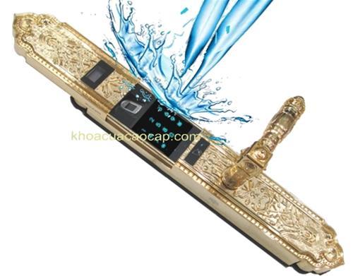 Khóa điện tử chịu nước tốt nhất