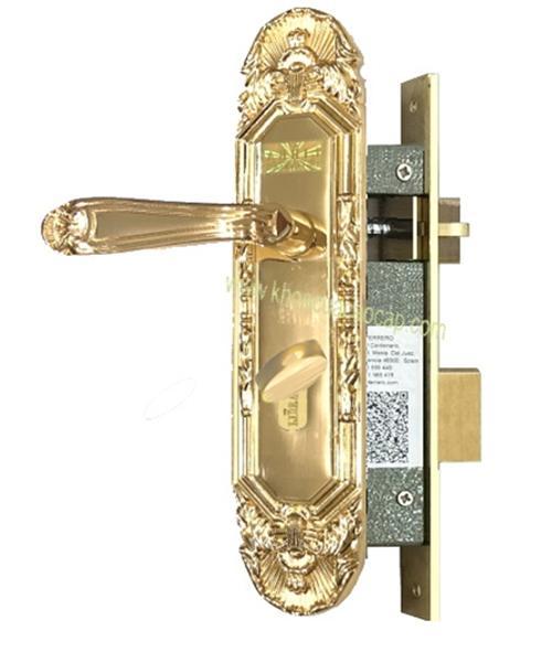 Ổ khóa cửa phòng ngủ cao cấp