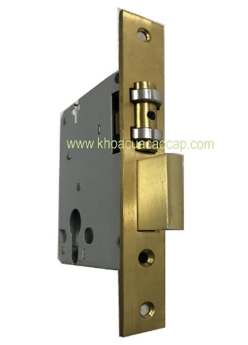 Thân khóa âm lắp cho cửa gỗ