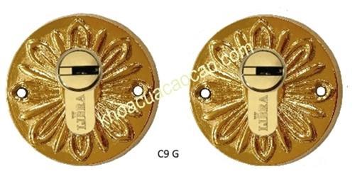 Đĩa khóa âm C9G